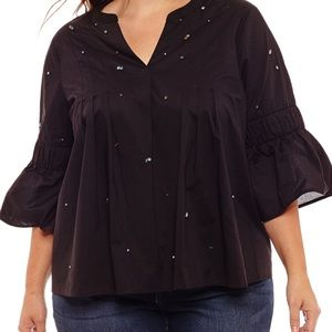 Woman's Plus Size Blouse